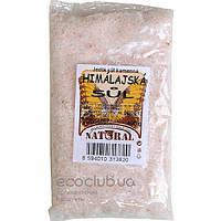 Соль гималайская розовая грубая Bio Planet 1кг