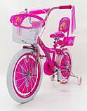 "Детский велосипед Beauty-1 18"", фото 4"