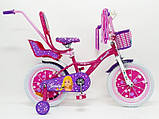 "Детский велосипед Beauty-2 16"", фото 5"