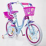 Детский велосипед Princess-2 18, фото 6
