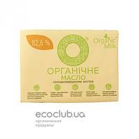 Масло сливочное органическое Organic Milk 200г