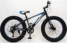 "Велосипед фэтбайк Hammer Extrime 24"" (Alloy)"