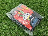 Велоперчатки детские (красные, синие, чёрные), фото 9