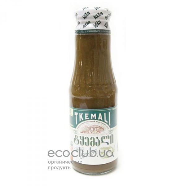 Соус Ткемали зеленый классический Kula 330мл