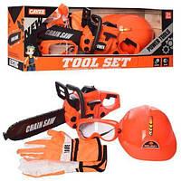 """Игровой набор """"Пила"""", набор инструментов детских,игрушки для мальчиков,игровые наборы садовника,Игрушки новые"""