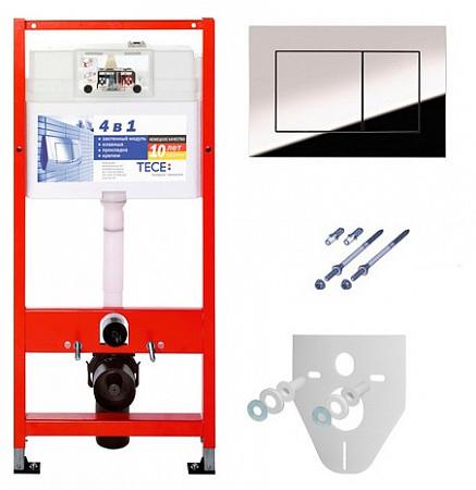 TECE Инсталляция для Унитазов Tece Base Kit 4в1 9400012