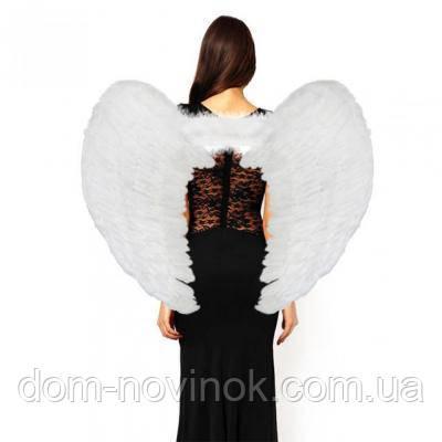 Крылья Ангела Супергигант 80×95см (белые).