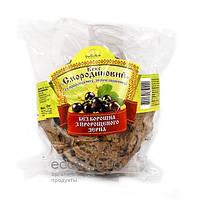 Кекс из пророщенной пшеницы Смородиновый Укр Эко Хлеб 200г