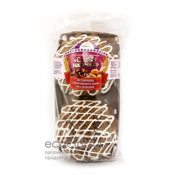 Кекс из пророщенной пшеницы Восточное наслаждение Укр Эко Хлеб 400г