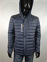 Мужская утеплённая осенняя куртка