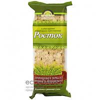 Хлебцы из пророщенного зерна Росток пшеничные Укр Эко Хлеб 120г