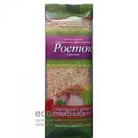 Хлебцы из пророщенной пшеницы Росток с гречкой Укр Эко Хлеб 120г
