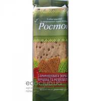 Хлебцы из пророщенной пшеницы Росток ржаные Укр Эко Хлеб 120г