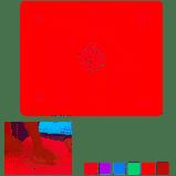 Коврик силікон Stenson 64*45cм НН-667