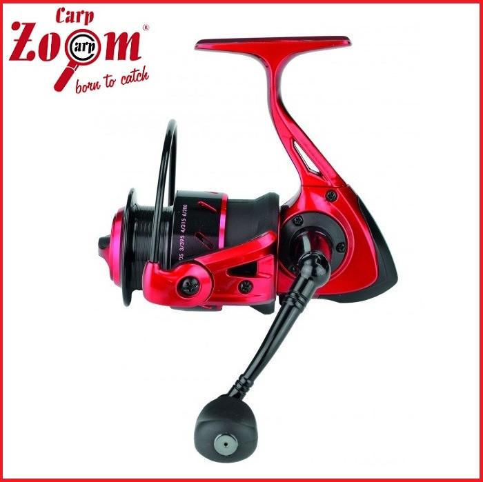 Котушка з переднім фрикціоном Carp Zoom Predator-Z Oplus Red-Act 3000FD