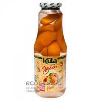 Компот персиковый Kula 1л