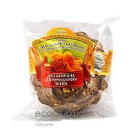 Кекс Миндальный с курагой из пророщенной пшеницы Укр Эко Хлеб 200г