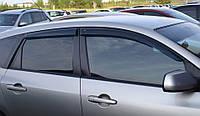 Ветровики Мазда 3 | Дефлекторы окон Mazda 3 I Hb 2003-2008, фото 1