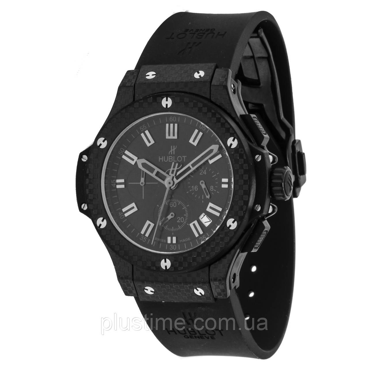 e6e7073e5752 Hublot Big Bang carbon мужские наручные часы хронограф ААА класса - ЧП  Чайка в Полтаве