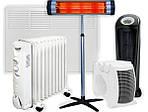 Тепловентиляторы, конвектора, обогреватели