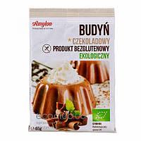Пудинг шоколадный без глютена Amylon 40г