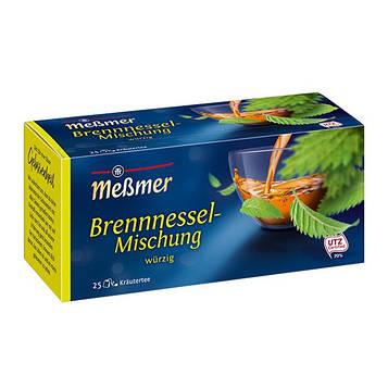 Чай Мессмер ( Meßmer  - Messmer ) травяной чай смесь крапивы 25 пакетиков