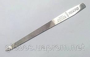 Пилочка металическая с насечкой 13см,  FIGARO 423413, фото 2