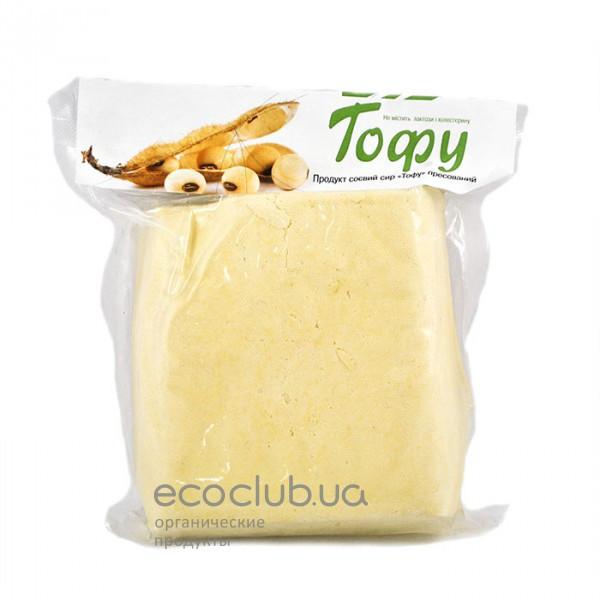 Тофу прессованный без добавок Vegetus 300г
