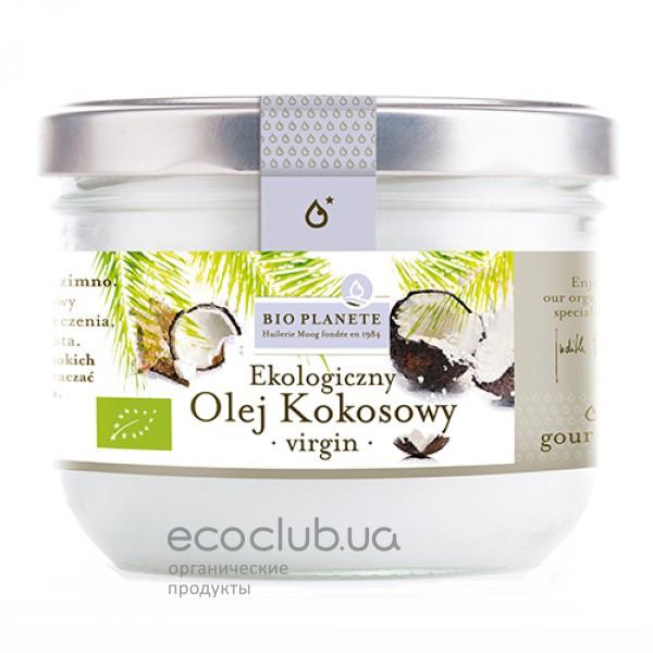 Масло кокосовое Bio Planet 400мл