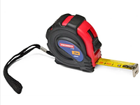 Рулетка измерительная обрезиненный корпус