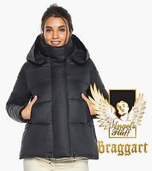 Воздуховик Braggart angel's Fluff   Куртка чорна жіноча зимова