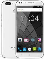 "Смартфон Oukitel U22 White, 2/16Gb, 13+2/8+2Мп, 4 ядра, 2sim, экран 5,5"" IPS, 2500mAh, GPS, 4G, Android 7.0, фото 1"