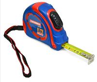 Рулетка измерительная обрезиненный корпус, автофиксатор, 3м/16мм Technics