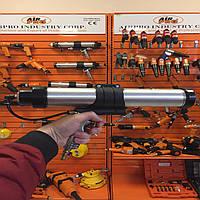 Пневматический пистолет для герметиков силикона клея под мягкую упаковку (колбасу) 600 мл Air Pro CG203MAS-13