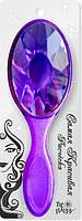 Подарочная расческа фиолетовая