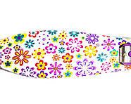 Детский самокат MAXI Violet Flowers Светящиеся колеса Гарантия качества Быстрая доставка, фото 4