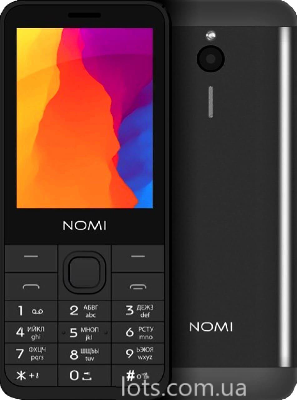 Мобильный Телефон Nomi i282 - (2-SIM) Grey