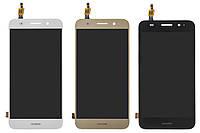 Дисплейный модуль (экран и сенсор) для Huawei Y3 (2017), Y5 lite (2017), CRO-L22, CRO-L02, CRO-U00, оригинал, фото 1