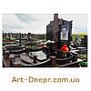 Фотокераміка на пам'ятник. Овал 400*600мм., фото 3
