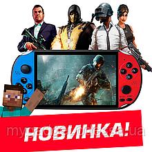 Портативная приставка PSP X12 (16 GB / 9999 игр встроенно)