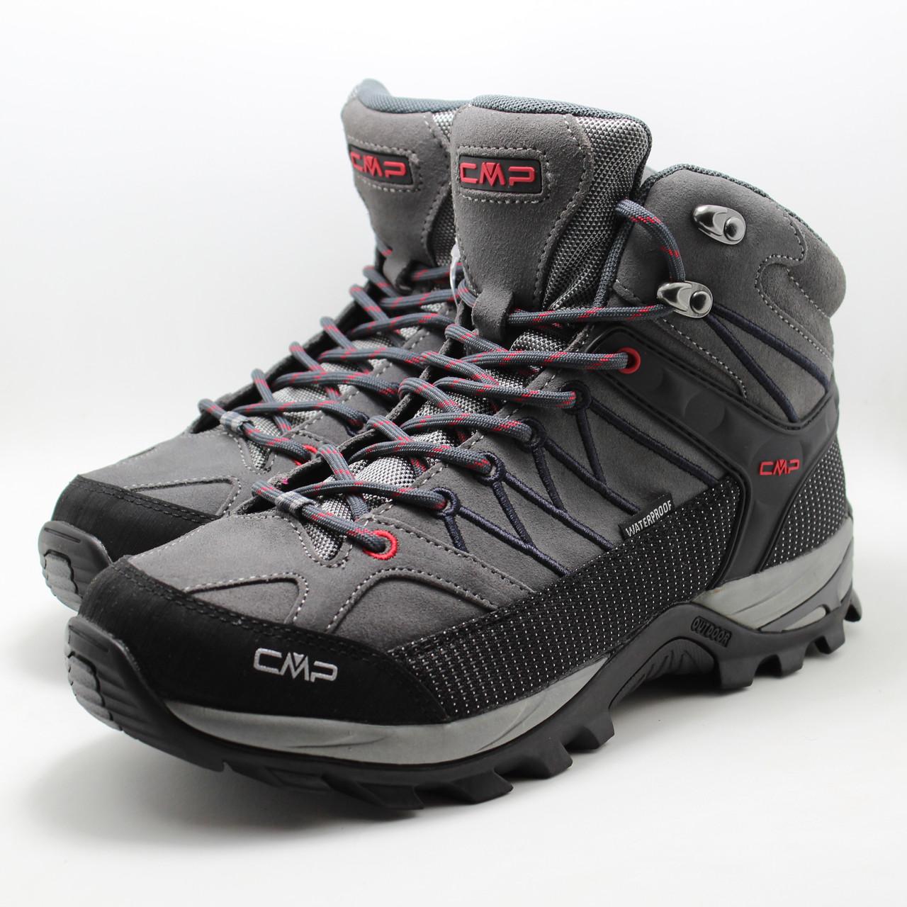 Мужские трекинговые термо-ботинки Cmp Campagnolo 3Q12947-44UF
