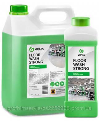 Grass Floor Wash Strong Клининговое профессиональное средство для мытья пола 5 кг.