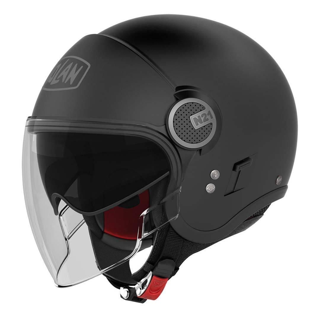 Мотошлем NOLAN N21 VIsor Classic Black Matt
