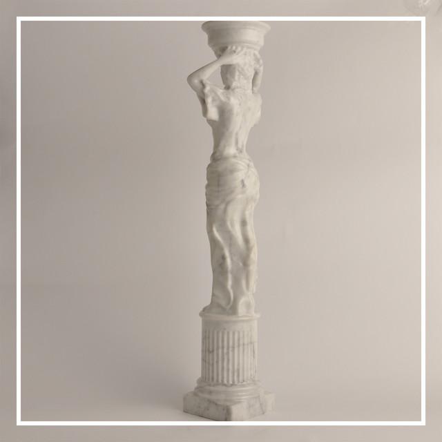Античная скульптура из мрамора