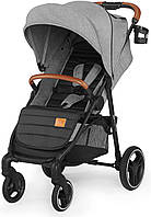 Прогулочная коляска Kinderkraft Grande LX Grey