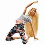 Кукла Barbie Двигайся как я Блондинка, фото 3
