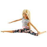 Кукла Barbie Двигайся как я Блондинка, фото 4