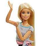 Кукла Barbie Двигайся как я Блондинка, фото 5