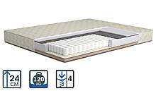 Каркасный матрас Матролюкс Pocket Spring с подъемным механизмом 80x200 см