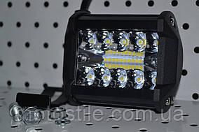 Дополнительная светодиодная LED фара 60W 12-60V (10 диодов)